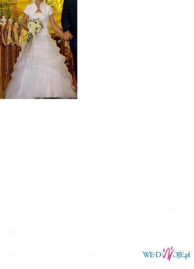 Sliczna suknia slubna - VANESSA