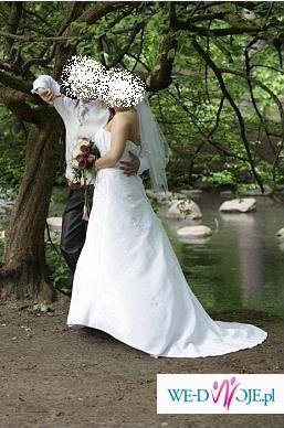 Śliczna suknia ślubna z tegorocznej kolekcji Sweetheart