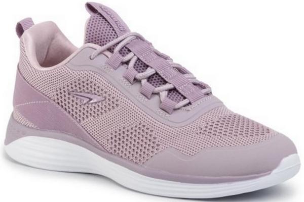 lawendowe sneakersy z CCC