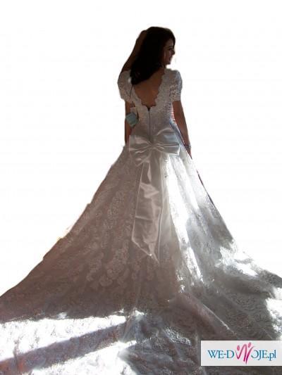 Sprzedam nową markową suknię slubną Mori Lee