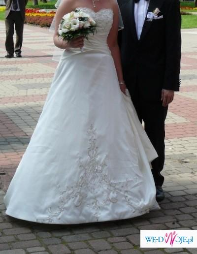 Sprzedam olśniewającą suknię ślubną