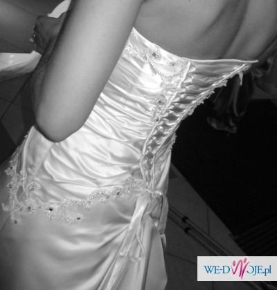Sprzedam piękną i elegancką suknie
