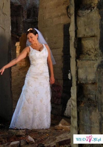 8755670bc6 Sprzedam piękną suknie ślubną - Suknie ślubne - Zdjęcie 1 ...