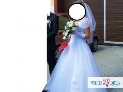 6753cd3fe3 Sprzedam Piękną Suknię Ślubną typu Princeska!! - Suknie ślubne ...