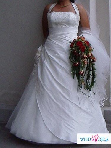 sprzedam przepiękną suknię!