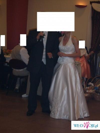 Sprzedam Sliczna suknie ślubna na szczupła