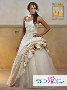Sprzedam śliczną suknie ślubną (OKAZJA!!!)