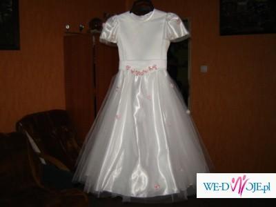 7f24b3dea7 Sprzedam sukienke komunijną - Ubranka komunijne - Zdjęcie 1 ...