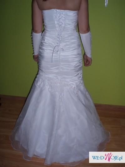 Sprzedam Sukienkę Ślubną Białą