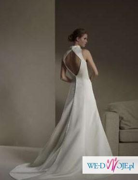 Sprzedam suknię + oryginalne bolerko za 900 zł