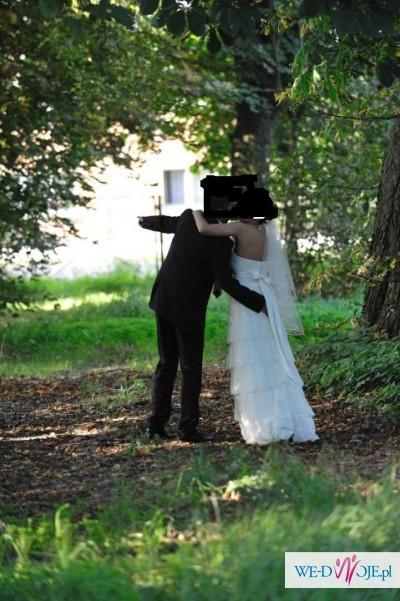 sprzedam suknię ślubną CARMEN, NABLA -Savanah