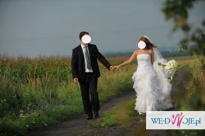 sprzedam suknię ślubną CYMBELINE ESPERANCE - model 2011