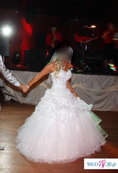Sprzedam Suknie Ślubną Emmi Mariage -model Giselle