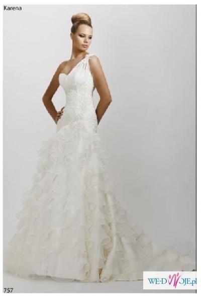 sprzedam suknię ślubną firmy Sposabella, model Karena