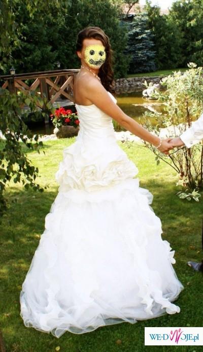1a9d830523 Sprzedam suknię ślubną Maggio Ramatti