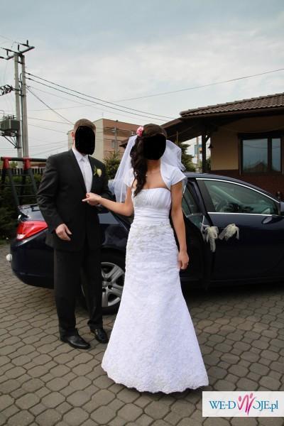 Sprzedam suknię ślubną Shana - fason rybki