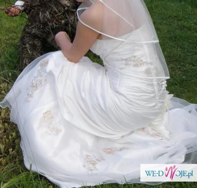 Sprzedam Suknię ślubną Toruń Suknie ślubne Zdjęcie 1