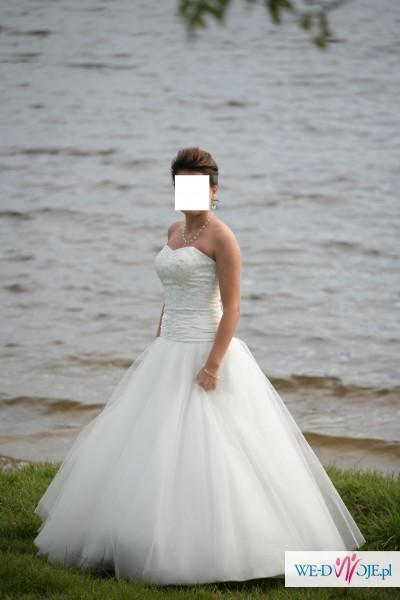 Sprzedam suknię ślubną Vivien Vigo, typ Verona 2010