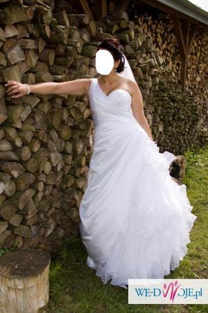 Sprzedam suknie ślubną White One
