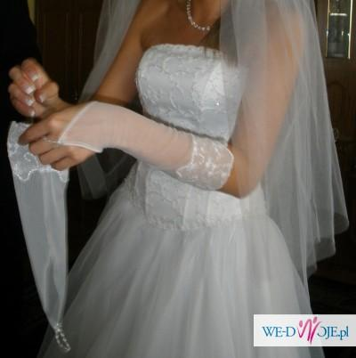 Sprzedam Suknię ślubną Włocławek Suknie ślubne Zdjęcie 1