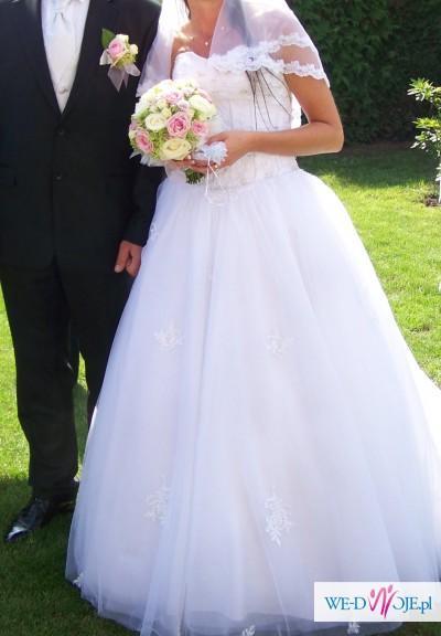 Sprzedam suknie ślubnąANNAIS BRIDAL POMPADOUR