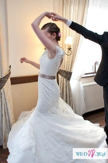 sprzedam suknię z kolekcji Anny Kary 2012 - ELENA!