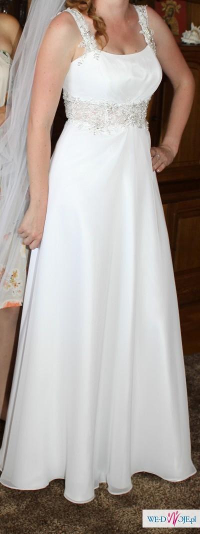 Sprzedam wyjątkową suknię ślubą