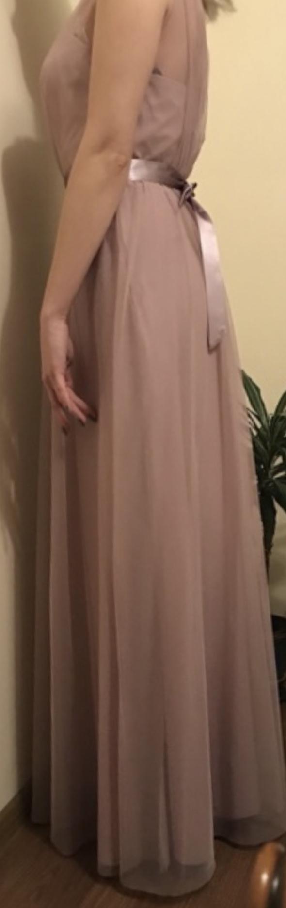 Sukienka wieczorowa długa