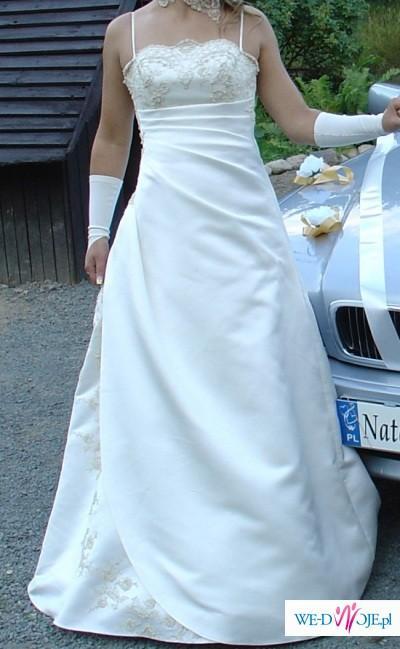 suknia 38