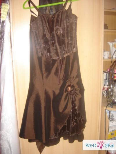 suknia balowa