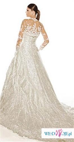 Suknia hiszpańska Soroya z kolekcji La Sposa