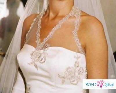 Suknia-HIT kolekcji Trendy 2006 firmy VILLAIS.