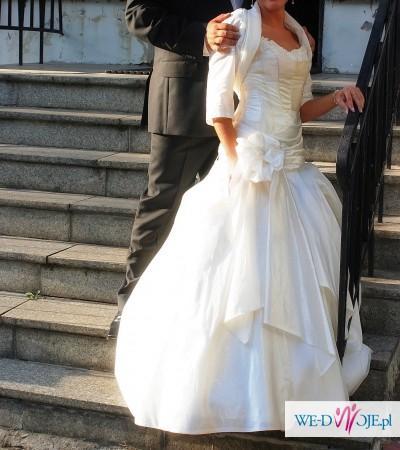 Suknia Luiza od Plastyków Łódzkich - OKAZJA!!