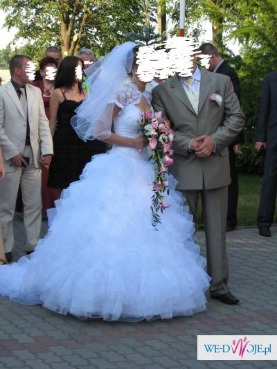 śuknia ślubna Suknie ślubne Zdjęcie 1 Ogłoszenie Galeria