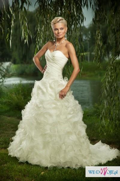 Suknia ślubna Annais Bridal Rozm 36 Suknie ślubne Zdjęcie 1