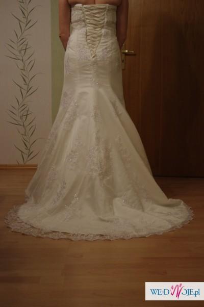 Suknia ślubna Annais Brindal - Sonia - rozmair 38/40 +dodatki