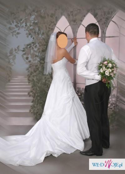 455e130161eb Suknia ślubna Aspera by Alicja Eklow - Suknie ślubne - Zdjęcie 1 ...