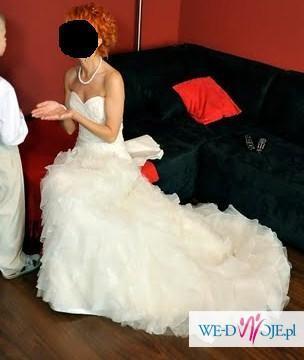 suknia ślubna ATELIER DIAGONAL 1843, st patrick