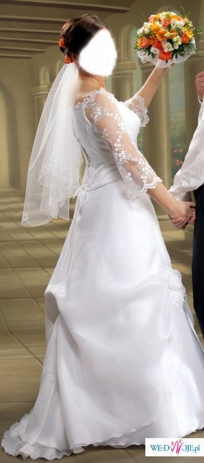 Suknia ślubna Bielsko Biała Suknie ślubne Zdjęcie 1 Ogłoszenie