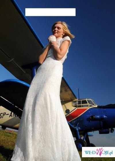 Suknia Ślubna Cymbeline Baker