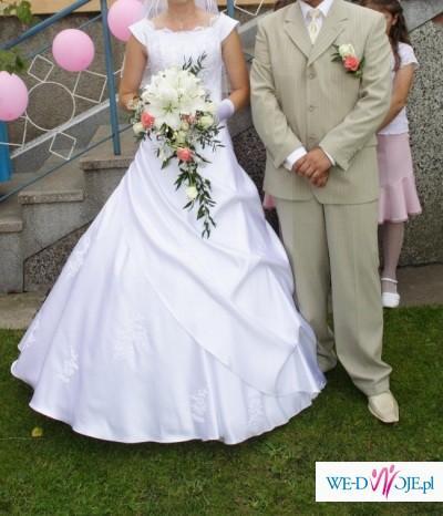 Suknia ślubna dla Ciebie GORLICE