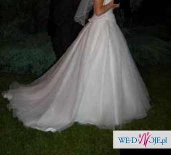 Suknia Ślubna dla Księżniczki!