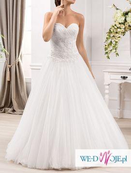 9908915b62 Suknia ślubna Elizabeth Passion E 2834T biała - Suknie ślubne ...