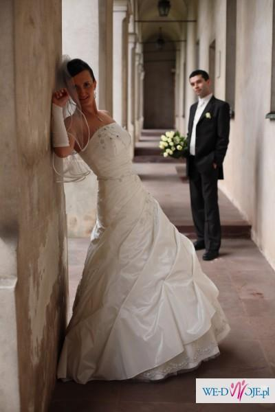 Suknia ślubna Gala 36-38