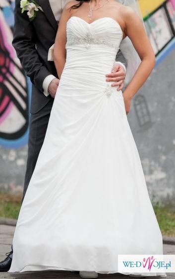 suknia ślubna Herms GAMALIA