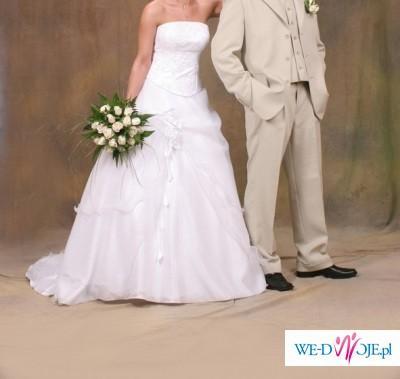 Suknia ślubna Impresja 3436 Suknie ślubne Zdjęcie 1