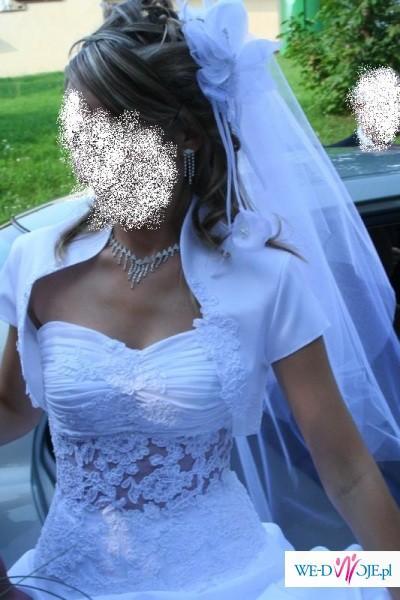 """Suknia ślubna """"Irmina"""""""