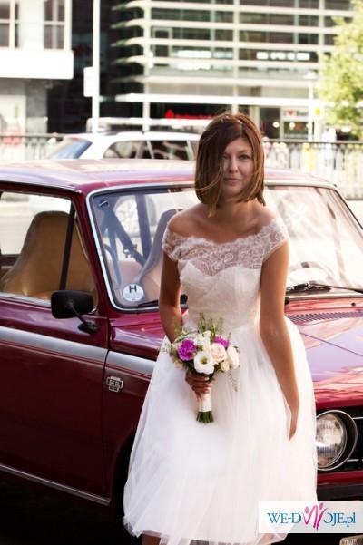 Suknia ślubna Juda Pietkiewicz