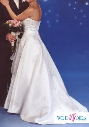Suknia ślubna La Sposa, model ADYN
