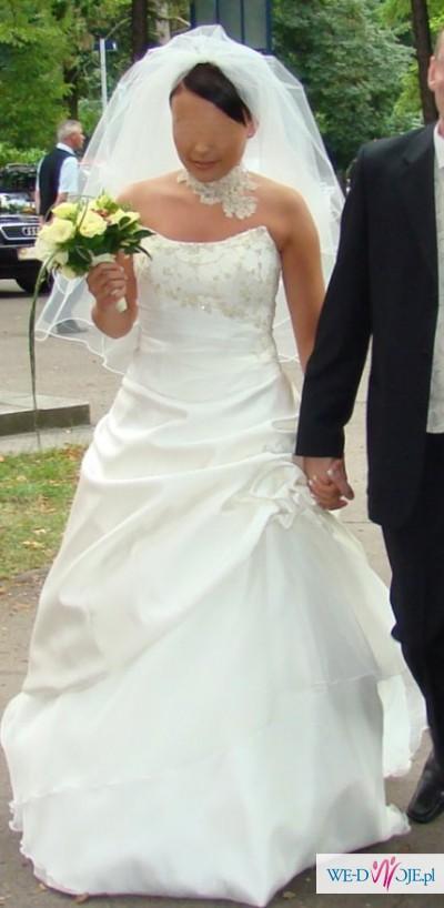 Suknia ślubna Loretta Suknie ślubne Zdjęcie 1 Ogłoszenie